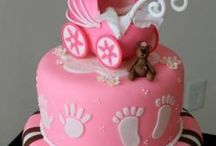Tortas Y Pasteles Para Baby Shower