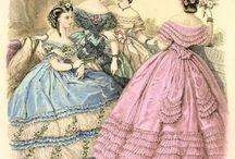 1860 - 1869 clothes