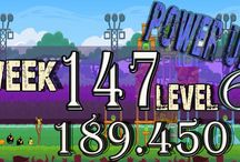 Angry Birds Friends Week 147 power up / Angry Birds Friends Tournament Week 147  all Levels power up  HighScore , 3 star strategy High Scores no power up visit Facebook Page : https://www.facebook.com/pages/Angry-birds-for-play/473374282730255 blogger page : http://angrybirdsfriendstournaments.blogspot.com/ twitter : https://twitter.com/carloce_kiven