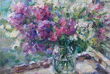 Smirnova Olesia oil painting