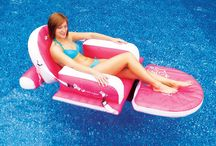 Summer Fun in the Sun / Awesome products or ideas to create fun & relaxation in the summertime.