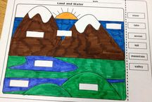 Science - Landforms and Bodies of Water