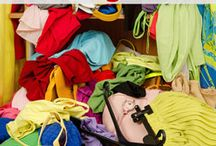 clutter organizing
