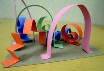 Pedagogisch Werk - papieropdrachten
