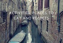 Wanderlust / Travel guide, travel, city guide, travel blogger