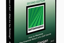 """The Business of Golf  Book Series - Summer Special / Book written by J. J. Keegan to help golf course provide value to golfers on a foundation that will optimize the financial performance of a golf course.  Use discount code """"WHY50"""" for 50% discounts on books.  Best values is to buy both!"""