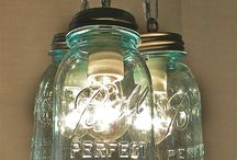 Mason Jar Crafts / by Susan Tobin