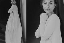 Neverland / Pati Sokól in Modelove Maxi Plum Dress