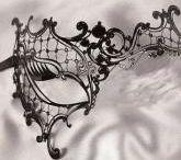 Masquerade and Venetian Masks / Your everyday beautiful and stunning Masquerade Masks
