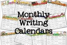 Writing Ideas / by Christy Gandara