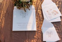 MA: Invitations / Invitations created by some of the best vendors we've worked with!