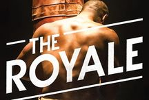 The Royale / Following a sell-out run in 2015, gripping new play The Royale returns to London's Bush Theatre. Written by Marco Ramirez, the award-winning writer of hit T.V. shows Sons of Anarchy and Orange is the New Black, The Royale sidesteps cliché to look deep into the mind of its leading character.  http://bit.ly/2c4fxtk