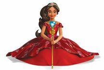 Elena z Avaloru, Jej wysokość Zosia, Księżniczka Łabędzi,