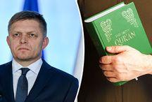 Niepoprawny: NewFlash: Słowacja nie zatrzyma Islamu