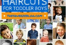 Toddler Boy's Style
