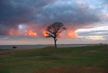 Mersea / this island is one of my favorite places in the world...... with amazing sky......