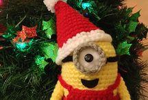Toys / crochet toys