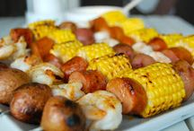 Summer cooking / by Tawni Herron
