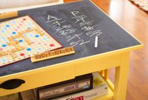 Game Room / by Carrie LeBrescu Ross