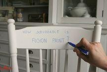 Fusion paint is fantastic! / The fabulous world of Fusion Mineral Paint