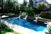 Pool Ideas / by Beth Williams
