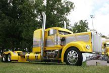 nice tractor trailers