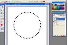 Digi Scrappin' and Graphic Design