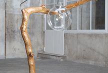 Ideeën voor het huis / Design lamp met een verhaal