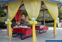 Birthday party park