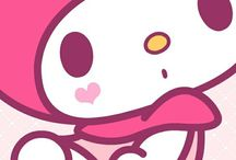 Sanrio my melody collections