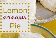 Foodie - Desserts: Pies & Tarts