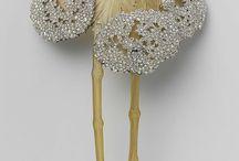 elegant hair pins