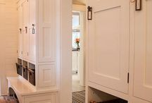 Mudroom / by The Wedding Shoppe