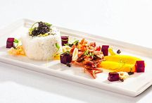 Fine Dining / Here are some beautifully-presented dishes ideal for a more formal dinner party.