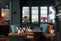 Interior : Window seats & reading nooks