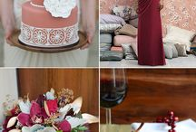 Marsala Wedding Colors