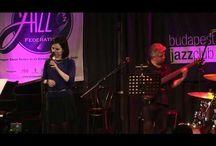 Kozma Orsi / a magyar jazz énekesek a legjobbak