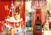 Kids parties / by Meredith Dyer