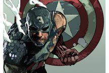 Comic Heroes - Captain America