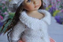 poupée habillées