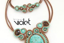 soutache: collane e ciondoli
