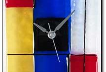 Clocks & Mirrors / by Renata Iwaszko