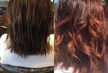 Hairstyles by Sarah Lyons