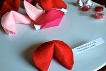 Valentine felt crafts