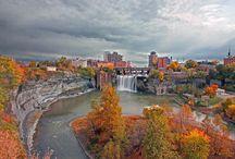 Rochester- Scenic Areas