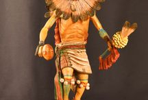 Katsinas / American Indian Katsina Carvings from The Eddie Basha Collection