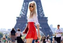 Paris style / by Anette Bergsten