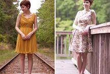 What To Wear At An Outdoor Garden Wedding / outdoor venue, summer.... grass.  what do I wear?  Bridemaids too!  www.weddingsatcrystalsprings.com