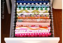 Organize your Sewing Room! / by Pickle Pie Designs