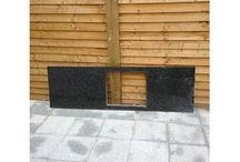 Granitplader til ovn